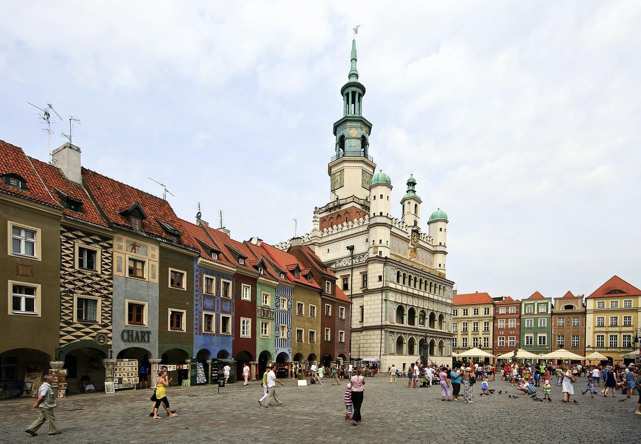 Dlaczego warto mieszkać w Poznaniu?