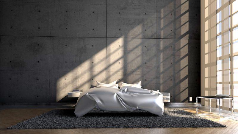 Beton – praktyczny sposób wykończenia wnętrz