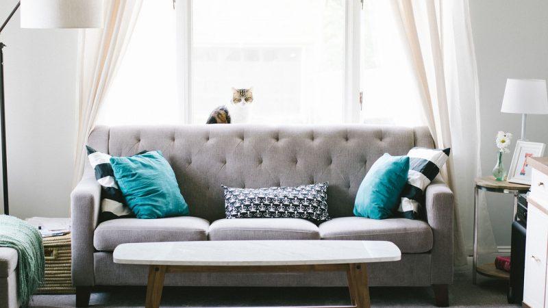 Świetne meble w salonie - co wybierać?