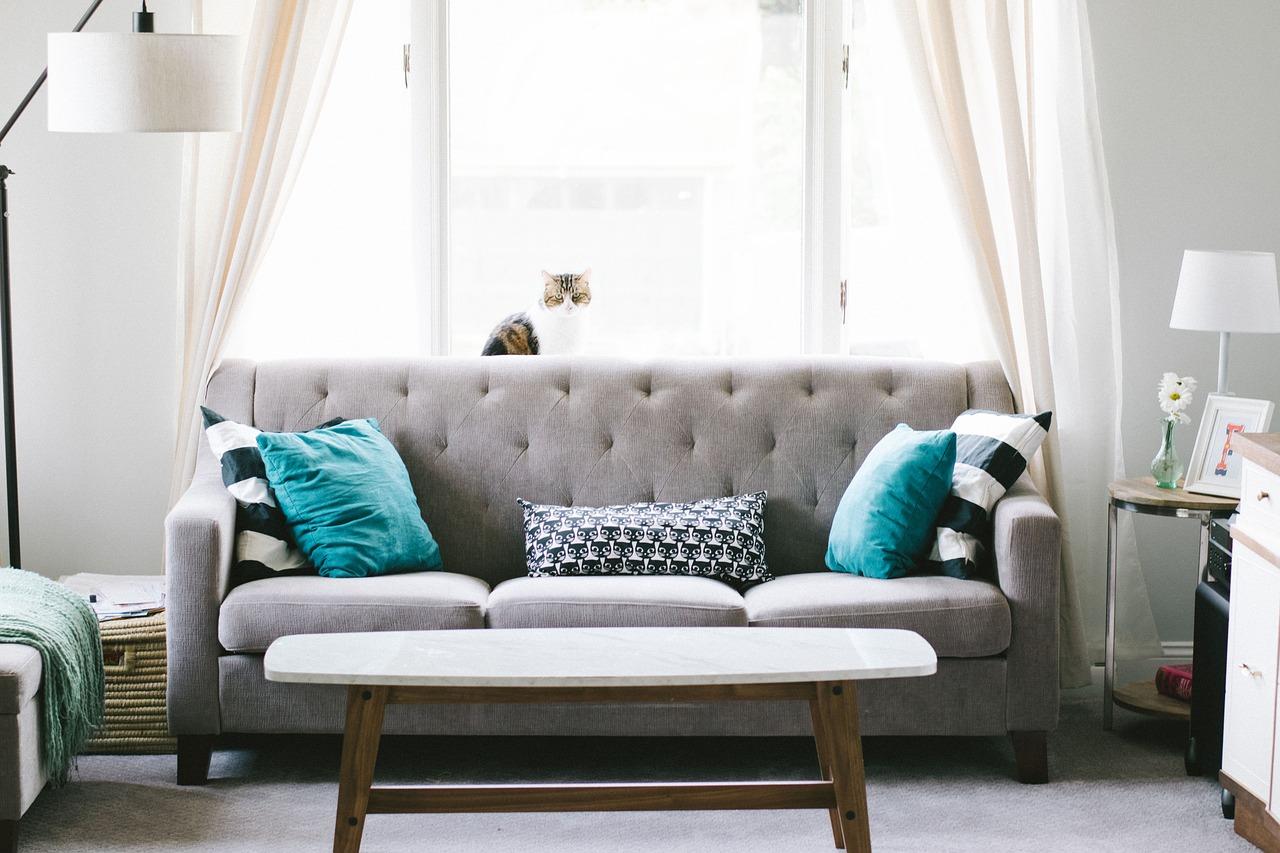 Świetne meble w salonie – co wybierać?