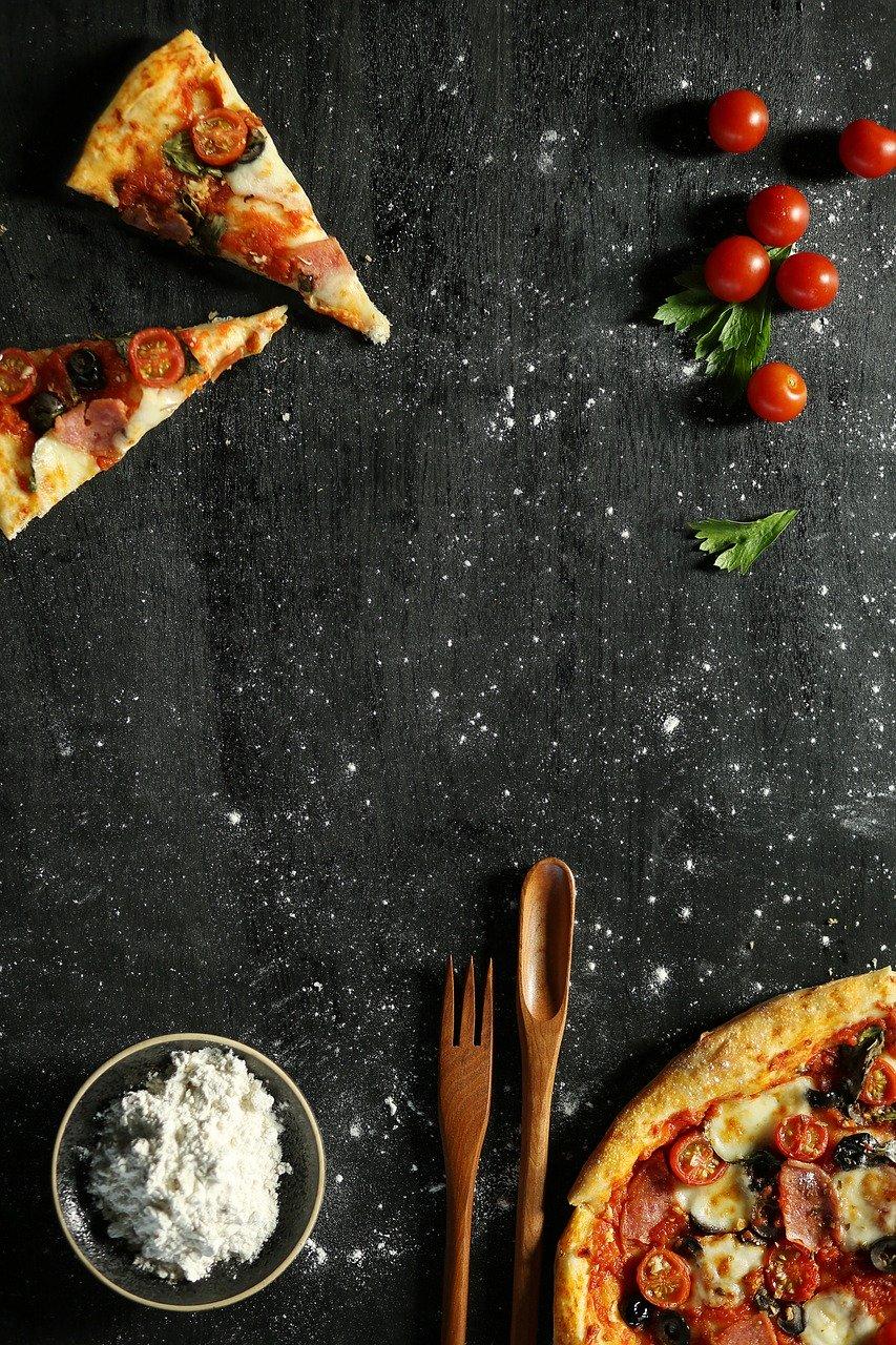 Znaczenie mąki w pizzy
